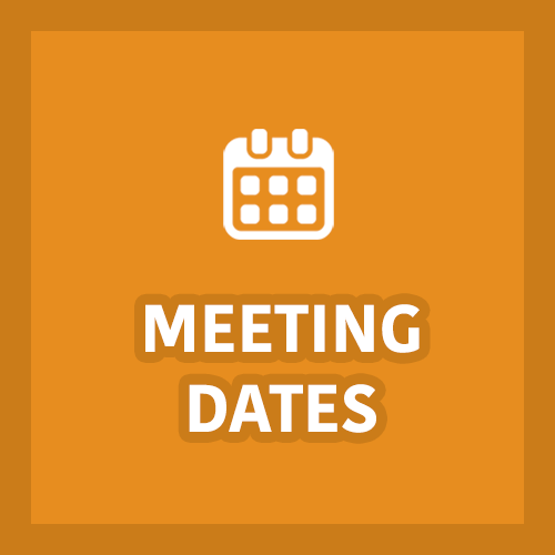 SAHRA meeting dates
